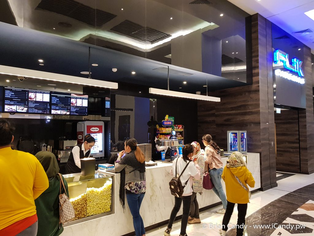 le mall dbayeh cinema guide