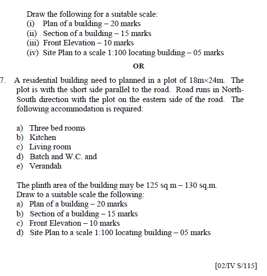 building planing and drawing by s s bhavikatti pdf