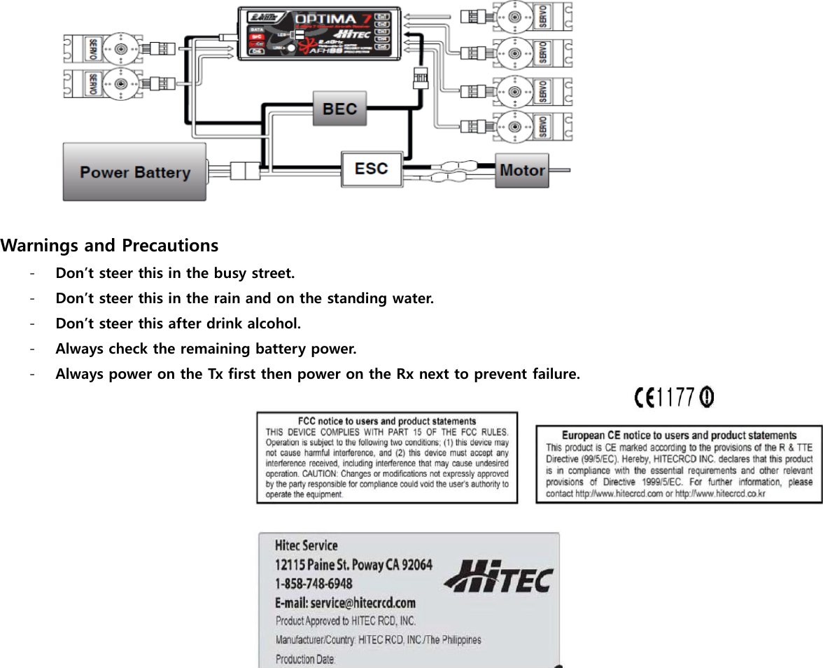 user manual security alarm system hitec