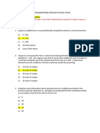 microeconomics multiple choice questions and answers pdf