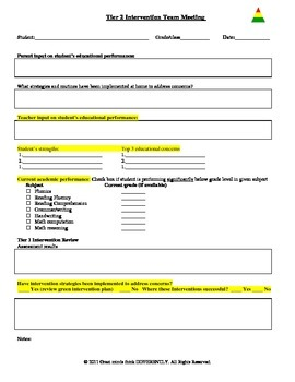 tier 2 application form sample