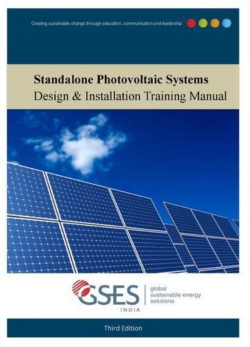 photovoltaic system design course manual