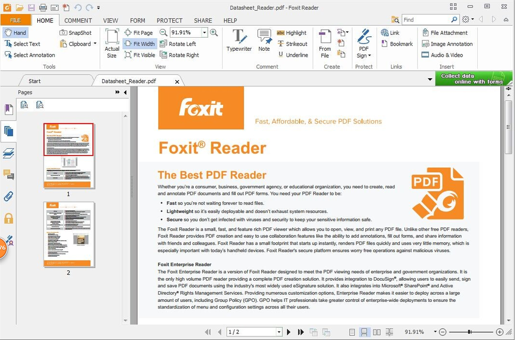 how to copy text from pdf foxit reader