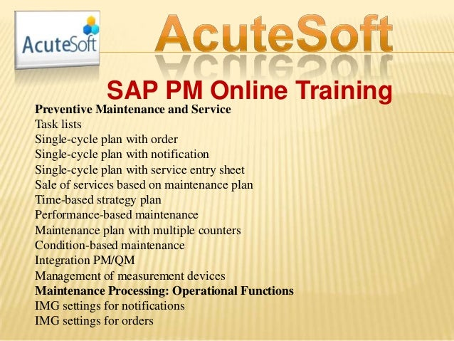 work clearance management in sap pm pdf