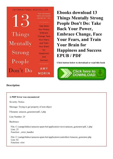train your mind change your brain pdf download