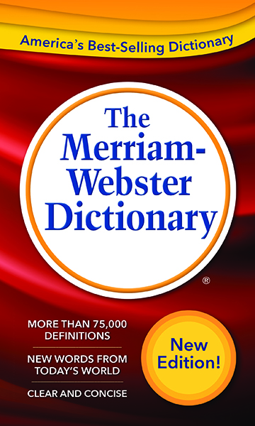 author of merriam webster dictionary