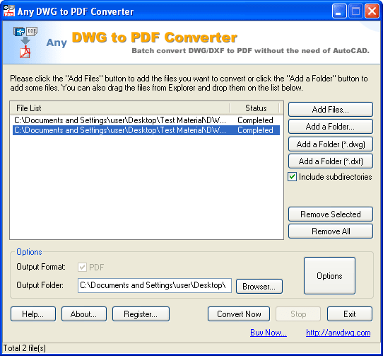 any drawing to pdf converter