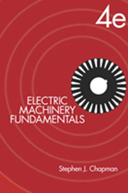 electric machinery fundamentals fifth edition stephen pdf