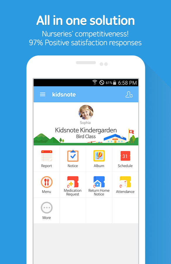 i care kids android application login